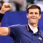 Tenis. Hubert Hurkacz zagra w mistrzostwach Polski