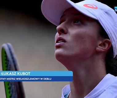Tenis. Łukasz Kubot o triumfie Igi Świątek (POLAST SPORT). WIDEO