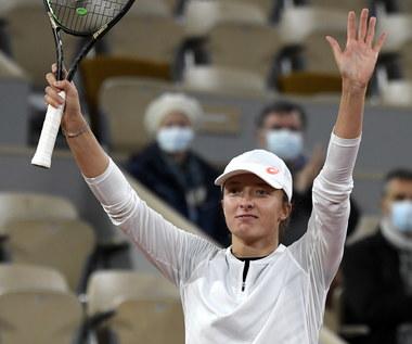 Tenis. Mariusz Fyrstenberg: Iga Świątek robi bardzo dobrą reklamę tenisowi