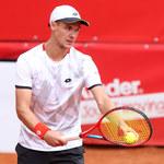 Tenis. Pekao Szczecin Open. Kamil Majchrzak przegrał w finale