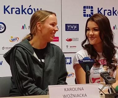 Tenis. Radwańska i Wozniacki wspominają młode lata i rywalizację na korcie. Wideo
