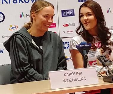 Tenis. Radwańska: To było zaskakujące i dość dziwne. Wideo