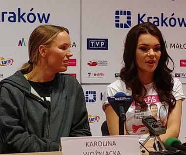 Tenis. Radwańska: Zaczęłam prowadzić normalne życie. Wideo