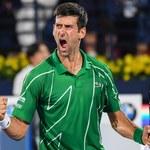Tenis. Ranking ATP: Djoković wyrównał rekord Samprasa