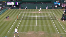 Tenis. Roger Federer - Richard Gasquet 3:0. Skrót meczu (POLSAT SPORT) Wideo