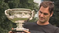 Tenis. Roger Federer wycofuje się z igrzysk olimpijskich. Wideo