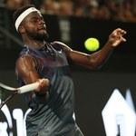 Tenis. Tiafoe wyeliminował Chunga w ćwierćfinale