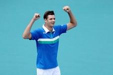 Tenis. Turniej ATP w Madrycie. Hubert Hurkacz poznał pierwszego przeciwnika