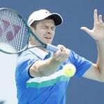 Tenis. Turniej ATP w Madrycie. Hubert Hurkacz przegrał z Johnem Millmanem 7:5, 6:7 (7), 3:6