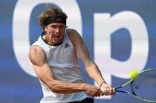 Tenis. Turniej ATP w Monachium. Alexander Zverev z niespodziewaną porażką
