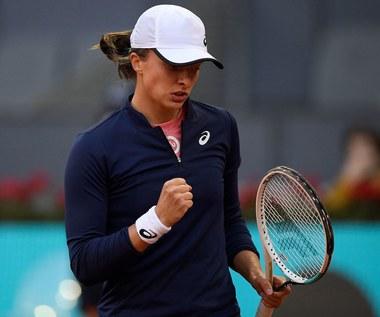 Tenis. Turniej WTA w Rzymie. Iga Świątek przed szansą na top 10