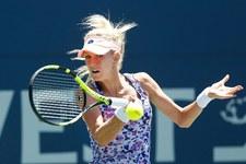 Tenis. Urszula Radwańska trenuje w pocie czoła