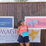 Tenis. Weronika Falkowska wygrywa turniej za turniejem