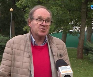 Tenis. Wojciech Fibak: Iga Świątek gra w innej lidze. Wideo