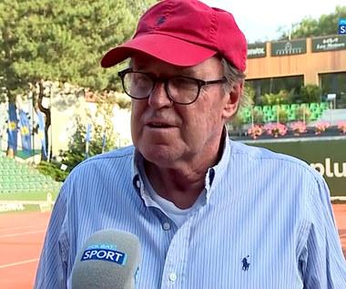Tenis. Wojciech Fibak: Iga Świątek wyjdzie rozluźniona na miksta. Carreno-Busta może być jej ofiarą (POLSAT SPORT) Wideo