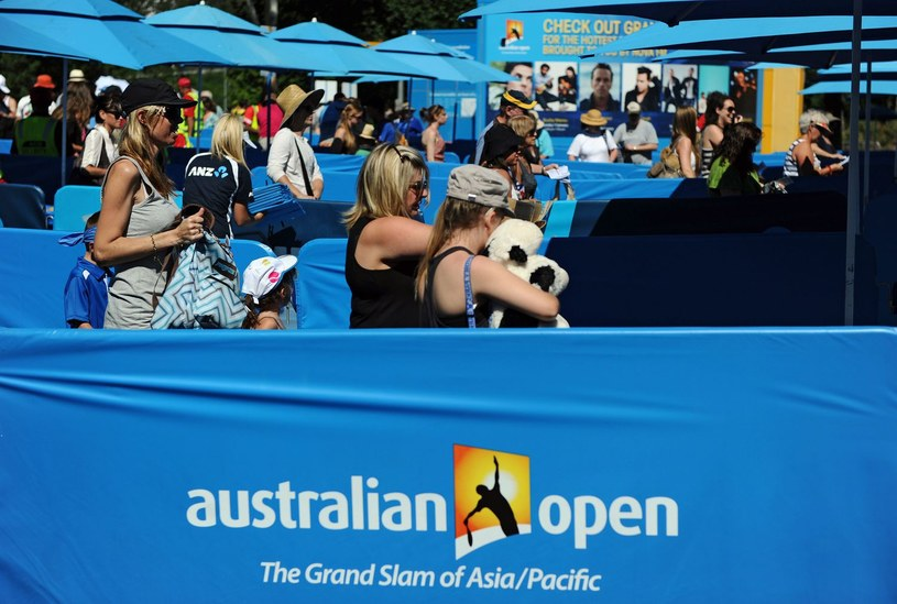 Tenisiści grożą bojkotem Australian Open /AFP