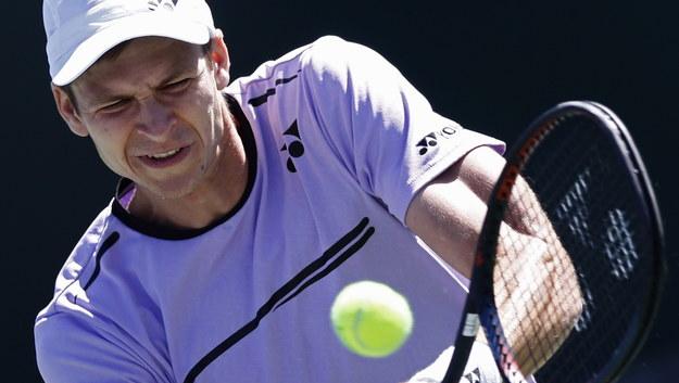 Tenisowy ekspert: Mecz z Federerem to dla Hurkacza nagroda i szansa na dobry wynik