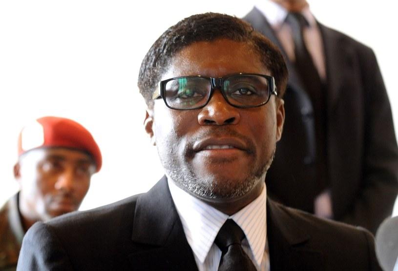 Teodoro Obiang Mangue /AFP