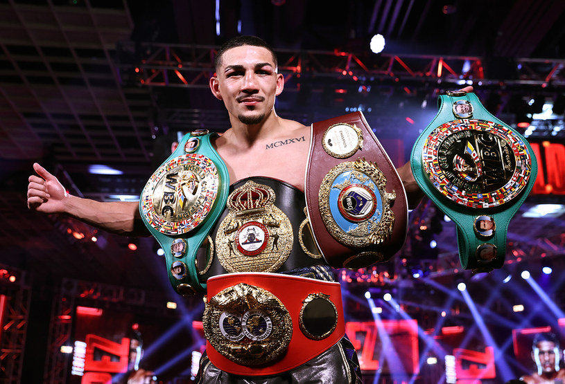 Teofimo Lopez /Mikey Williams /Getty Images