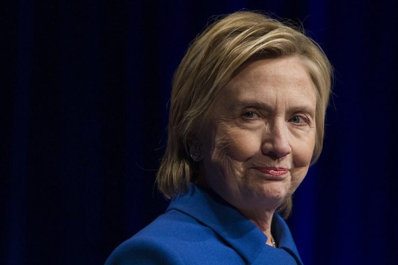 Teoretycznie Hillary Clinton może zostać prezydentem /AP/FOTOLINK /East News