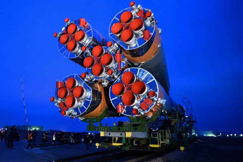 Teoretycznie prosta naprawa Sojuza może okazać się dosyć skomplikowana /AFP