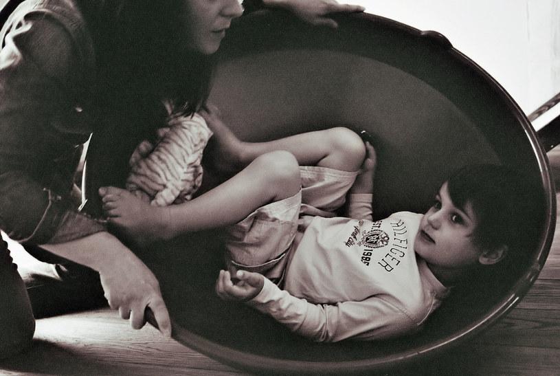 Terapia z Milanem. Zdjęcie z archiwum rodzinnego