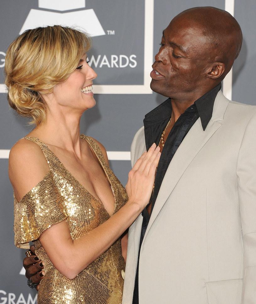 Teraz Heidi Klum i Seal nie mogą dojść do porozumienia /Jason Merritt /Getty Images