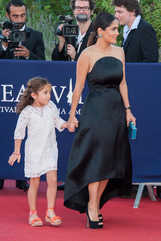 Teraz jest szczęśliwą mamą 7-letniej Valentiny! /- /Getty Images