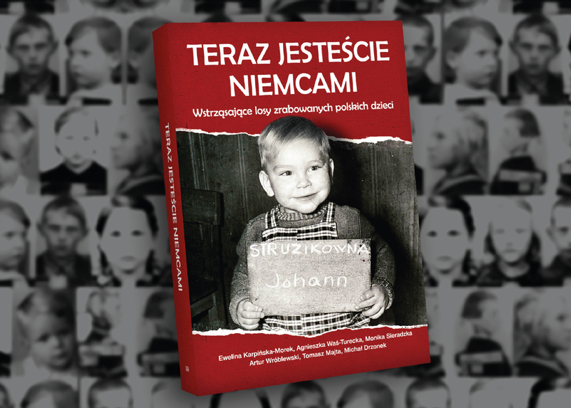 """""""Teraz jesteście Niemcami"""" to książka dziennikarzy Interii i Deutsche Welle /INTERIA.PL"""