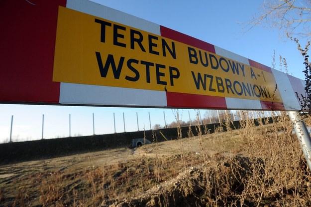 Teren budowy /Wojciech Stróżyk /Reporter