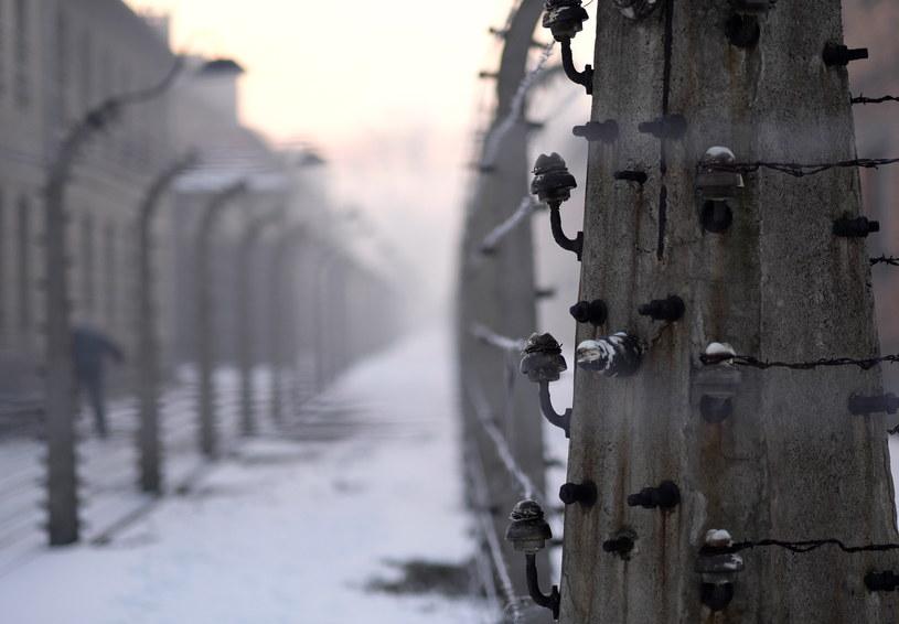Teren byłego obozu Auschwitz I /Andrzej Grygiel /PAP