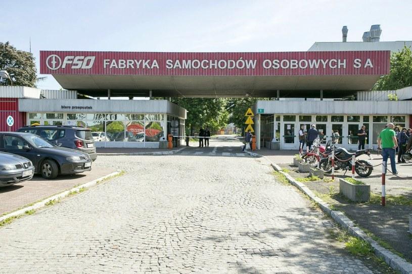 Teren fabryki FSO ma nowego właściciela /Agencja SE/East News