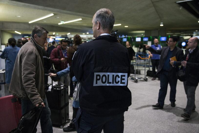 Teren francuskiego lotniska /ETIENNE LAURENT /PAP/EPA