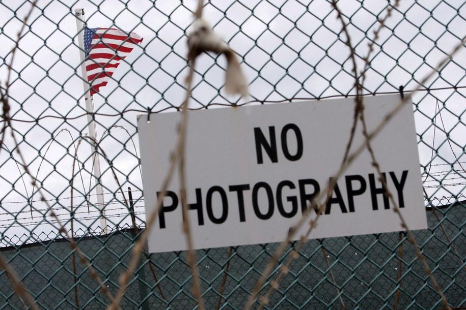 Teren obozu Guantanamo /SHAWN THEW    /PAP/EPA