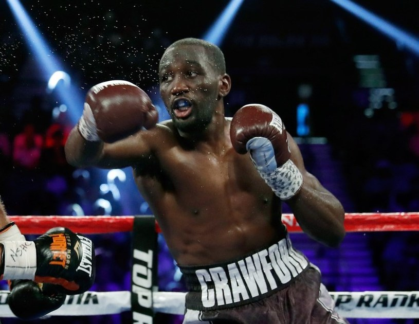 Terence Crawford /AFP