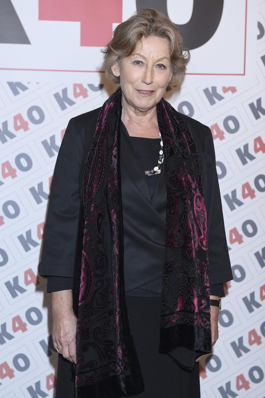 Teresa Budzisz-Krzyżanowska, 2015 rok /Kurnikowski /AKPA