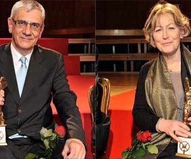 Teresa Budzisz-Krzyżanowska i Wiktor Zborowski laureatami Wielkiego Splendora