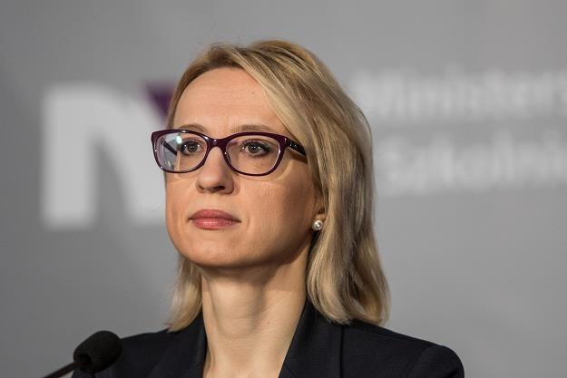 Teresa Czerwińska, minister finansów. Fot. Jan Graczyński /Agencja SE/East News