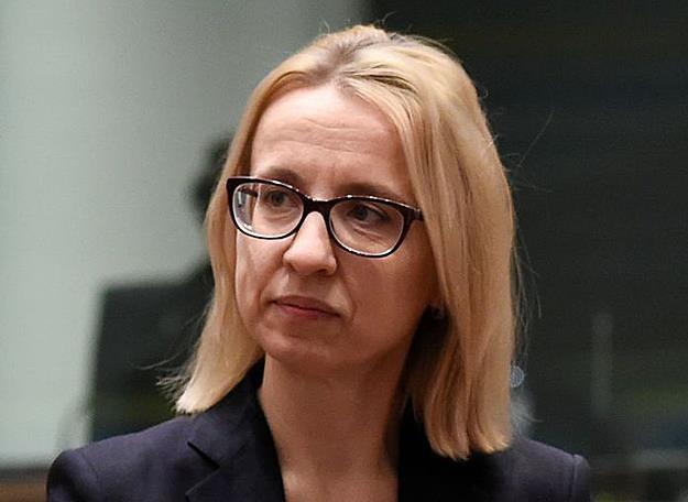 Teresa Czerwińska, minister finansów RP /AFP