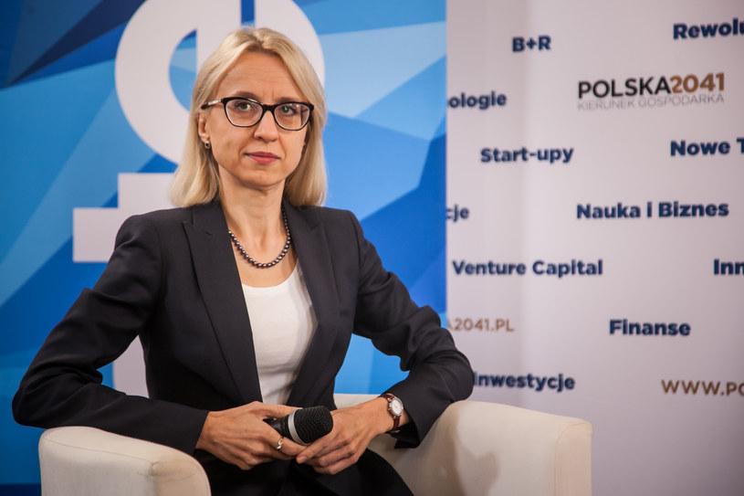 Teresa Czerwińska, minister finansów /INTERIA.PL
