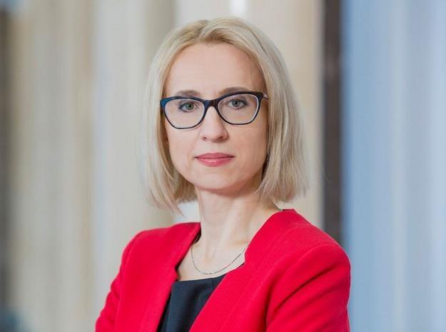 Teresa Czerwińska, minister finansów /Informacja prasowa