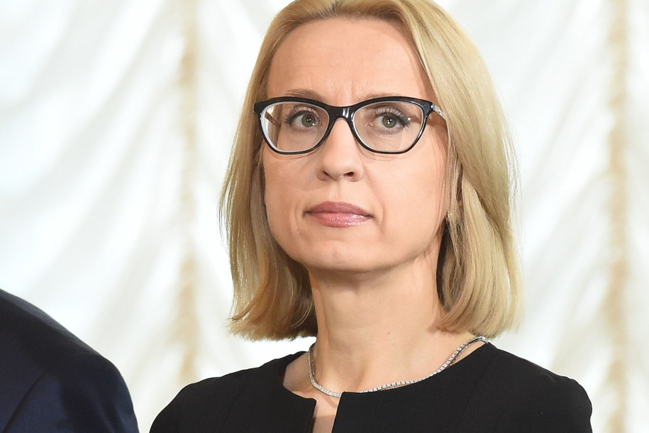 Teresa Czerwińska /Radek Pietruszka /PAP