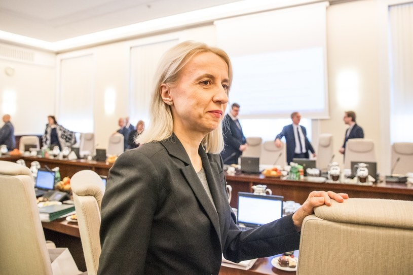Teresa Czerwińska /Aleksandra Szmigiel /Reporter