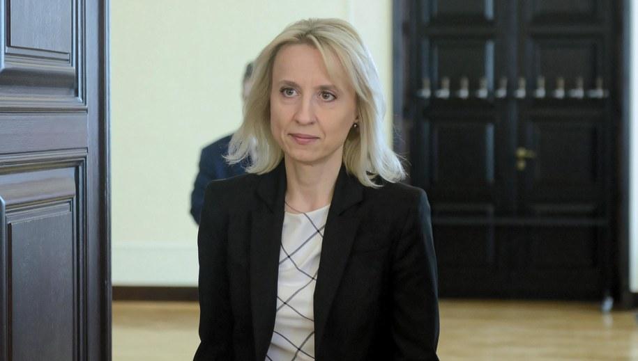 Teresa Czerwińska / Jakub Kamiński    /PAP