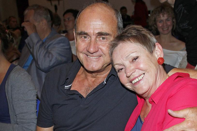 - Teresa jest moją pierwszą i ostatnią miłością – zapewnia Jan Peszek  /Andrzej Engelbrecht /AKPA