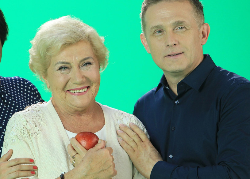 Teresa Lipowska i Robert Moskwa /Agencja SE /East News