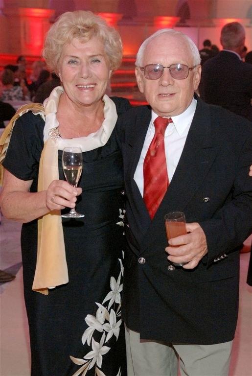 Teresa Lipowska i Witold Pyrkosz /Agencja W. Impact