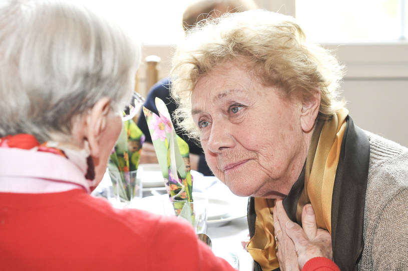 Teresa Lipowska /Niemiec /AKPA