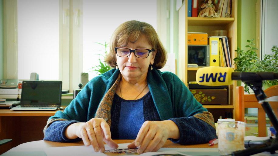 Teresa Matulka, prezes stowarzyszenia /Michał Dukaczewski /RMF FM