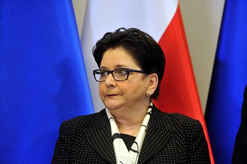 Teresa Piotrowska /Witold Rozbicki /Reporter
